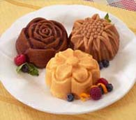 Bouquet Bundt Pan