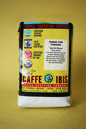 Caffe Ibis Organic Special Blend