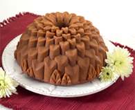 Chrysanthemum Bundt
