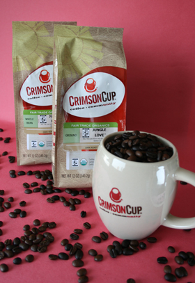 Crimson Cup Organic Fair Trade Coffee