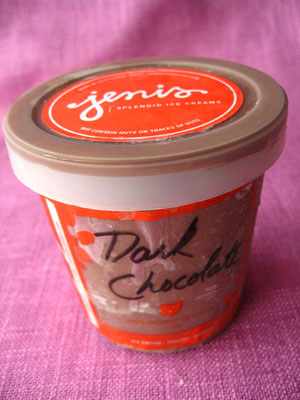 Jeni's Dark Chocolate Ice Cream