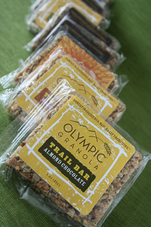 Olympic Granola Bars
