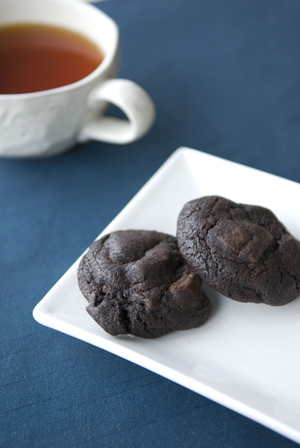 Ginger Chocolate Cookie