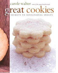 Great Cookies - Carol Walter