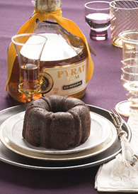 Great Spirits Rum Cake