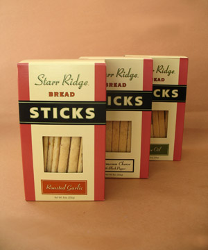 Starr Ridge Bread Sticks