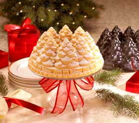 Holiday Tree Bundt