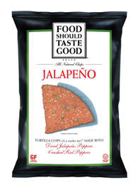 Jalapeno Tortilla Chips