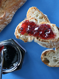 Colorado Wine Jelly & Bread