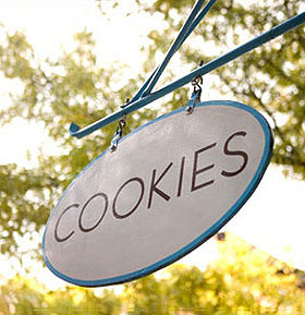 One Girl Cookies Shop