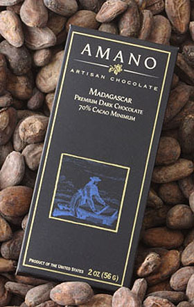 Amano Chocolate - Madagascar