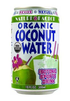 Nature Factor Organic Coconut Water