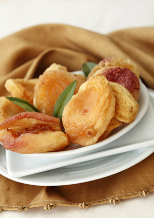 Dried Nectarines