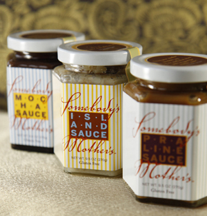 Somebody's Mother's Dessert Sauces