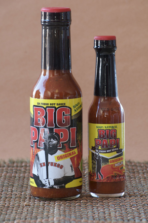 Big Papi Gourmet Hot Sauce