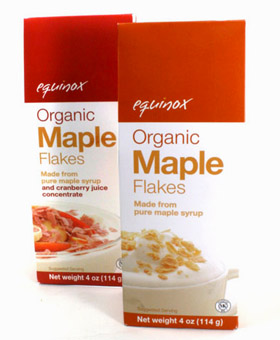 Maple Flakes - Packages