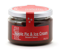 Apple Pie Dessert Sauce