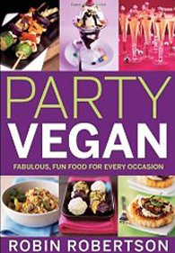 Party Vegan by Robin Robertson
