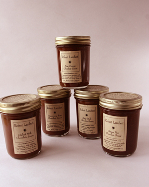 Robert Lambert Chocolate Sauces