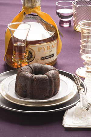 Rum Cake - Great Spirits Baking Company