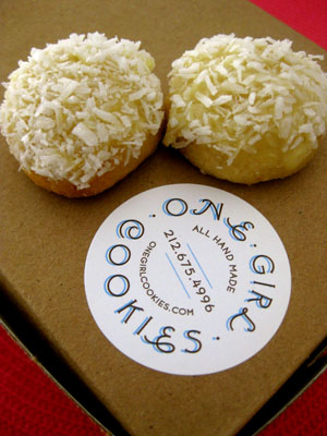 One Girl Cookies - Sadie