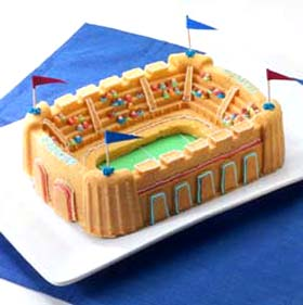 The Stadium Bundt