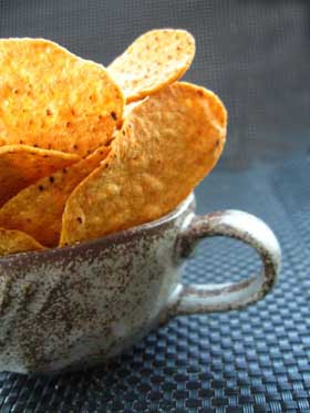 Sweet Potato Tortilla Chip