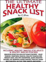 The Ultimate Healthy Snacks List