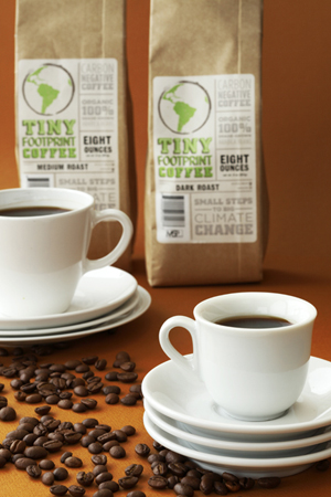 Sustainable Coffee - Tiny Footprint