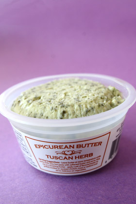 Tuscan Herb Butter