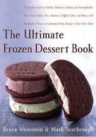 The Ultimate Frozen Dessert Book