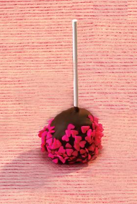 Browniepop Valentine