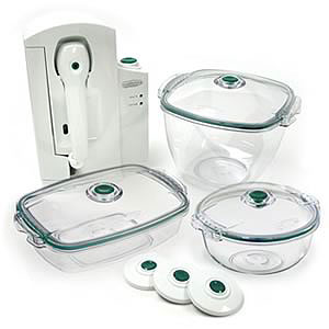 Vacuware Vacuum Food Sealer Food Containers Food Storage