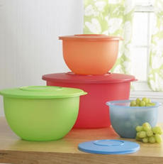 Time to get more Tupperware! Food storage containers can prolong the ...