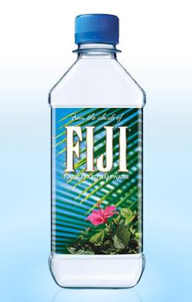 FREE FIJI Water at Turkey Hill...