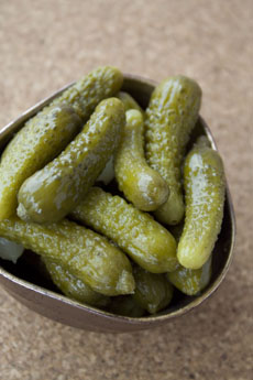 The Nibble: Types Of Pickles - Pickle Glossary