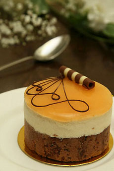 How To Make Mousse Cake At Home