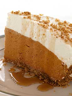 The Nibble: Pumpkin Chiffon Pie Recipe