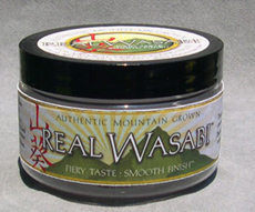 Real Wasabi Canister