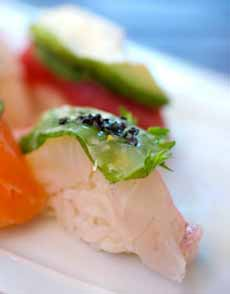The Nibble: Different Types Of Sushi