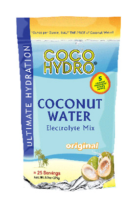 CocoHydro Powdered Coconut Water
