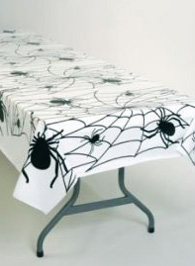 Spider Table Cloth