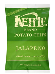 Jalapeno Kettle Chips