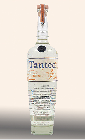 Tanteo Tequila - Tropical